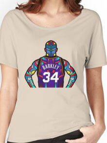 Charles Barkley Women's Relaxed Fit T-Shirt