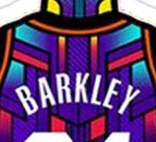 Charles Barkley Sticker