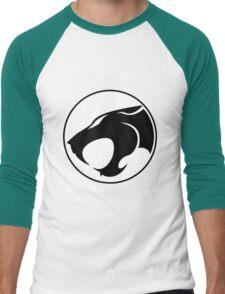 ThunderCats Monochrome Men's Baseball ¾ T-Shirt