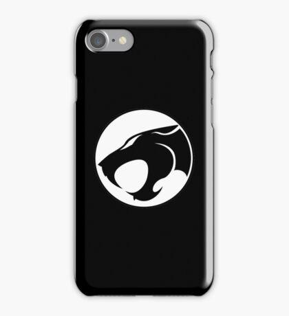 ThunderCats Monochrome iPhone Case/Skin
