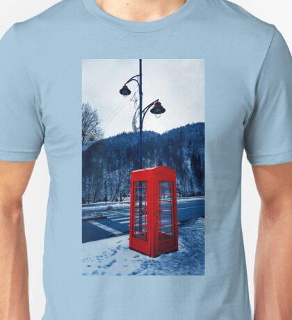 Info Cabin Unisex T-Shirt