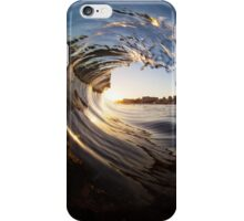 Vertical Wave iPhone Case/Skin