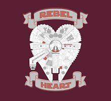 Rebel Heart - red T-Shirt