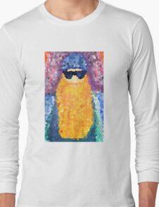 ZZ Top - Billy Gibbons Long Sleeve T-Shirt
