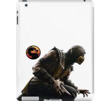 Mortal Kombat X - Scorpion Attack iPad Case/Skin