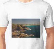 Trevose Head/Constantine Bay, Cornwall, UK ~ Atlantic Coast Unisex T-Shirt