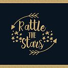Throne of Glass - Rattle The Stars by wxnderless