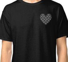 My heart is complex Classic T-Shirt