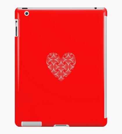 My heart is complex iPad Case/Skin