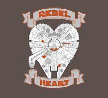 Rebel Heart - orange T-Shirt