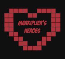 Markiplier's Heroes by aj4787