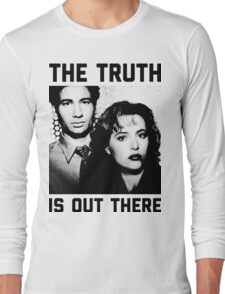 X-Files The Truth is out there Shirt Long Sleeve T-Shirt