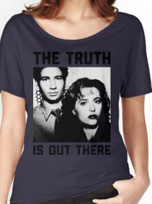 X-Files The Truth is out there Shirt Women's Relaxed Fit T-Shirt