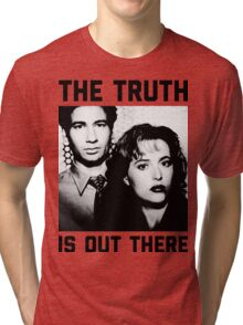 X-Files The Truth is out there Shirt Tri-blend T-Shirt