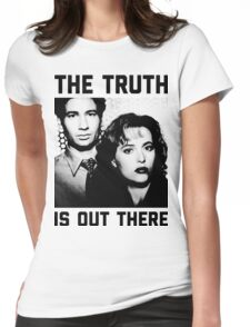 X-Files The Truth is out there Shirt Womens Fitted T-Shirt