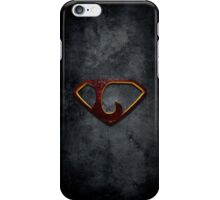 """The Letter L in the Style of """"Man of Steel"""" iPhone Case/Skin"""