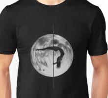 Poletober 16 - Full Moon Unisex T-Shirt