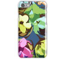 Flower Cupcakes iPhone Case/Skin