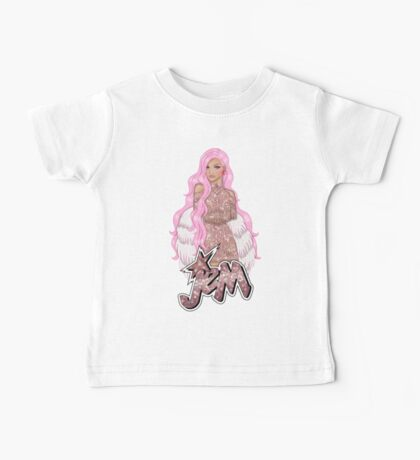 Rose Gold Jem Baby Tee