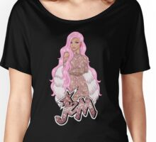 Rose Gold Jem Women's Relaxed Fit T-Shirt