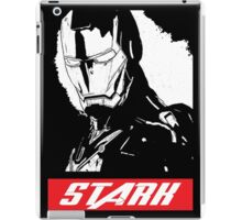 Obey Stark iPad Case/Skin