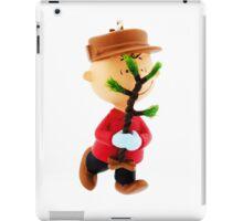 CHARLIE BROWN CHRISTMAS 21 iPad Case/Skin