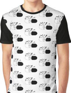 My Happy Penguin Pill Graphic T-Shirt