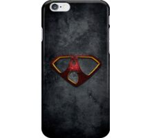 """The Letter A in the Style of """"Man of Steel"""" iPhone Case/Skin"""