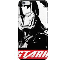 Obey Stark iPhone Case/Skin