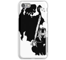 Dementor to Nazgul iPhone Case/Skin