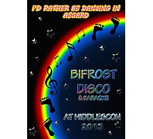 I'd Rather Be Dancing in Asgard Photographic Print