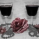 Toast to a Romantic Night by Sherry Hallemeier
