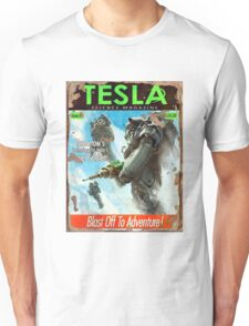 Tomorrow's technology for today's Super Soldiers Unisex T-Shirt