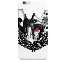 REBEL & CONQUER iPhone Case/Skin