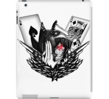 REBEL & CONQUER iPad Case/Skin