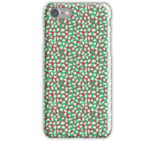 Christmas abstract iPhone Case/Skin