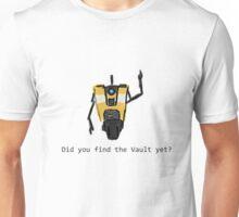 Claptrap design Unisex T-Shirt