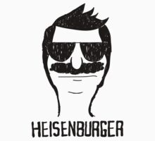 Breaking Bob Heisenburger shirt Kids Clothes