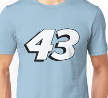 Number 43 Unisex T-Shirt