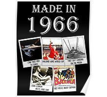 Made in 1966, main historical events Poster