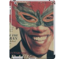 Mr. President iPad Case/Skin