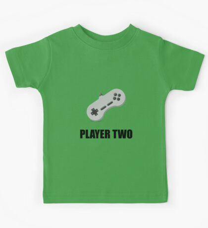 Player Two Kids Tee