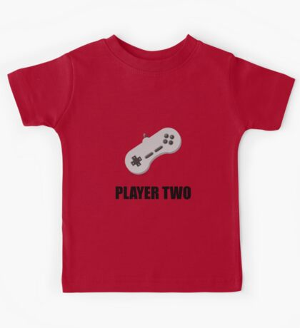 Player Two Kids Tee