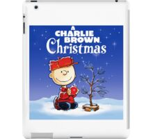 CHARLIE BROWN CHRISTMAS 24 iPad Case/Skin