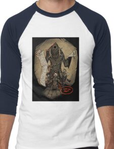 Game Over Man!! Men's Baseball ¾ T-Shirt