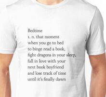 bedtime Unisex T-Shirt