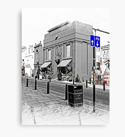 Church Street View Brighton Canvas Print