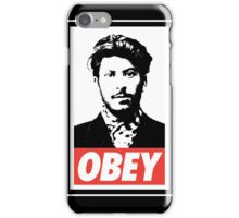 OBEY Hipster Stalin iPhone Case/Skin