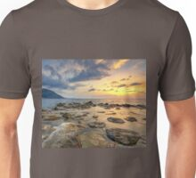 Atmosphere at sunset Unisex T-Shirt