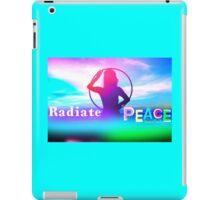 Radiate PEACE Hooper Silhouette iPad Case/Skin
